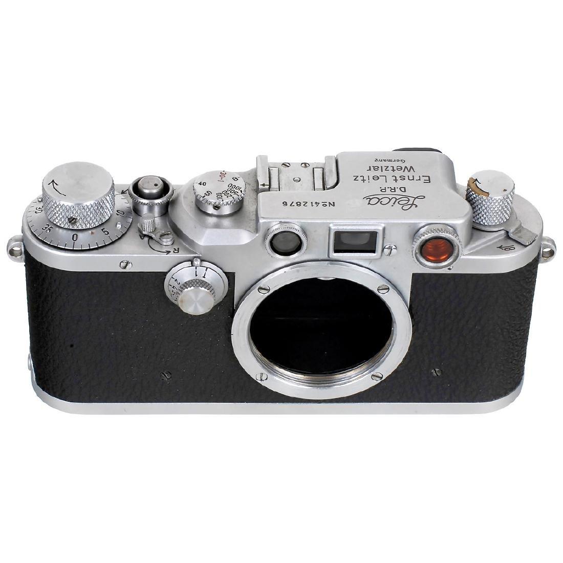 Leica II, IIIc and IIIf - 3