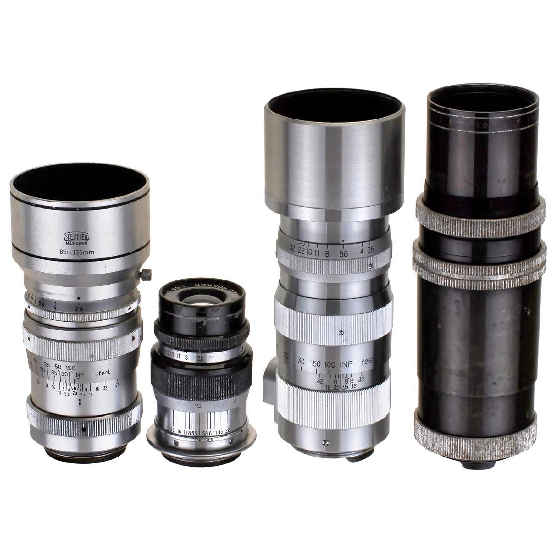 Screw-Mount Lenses for Leica M39