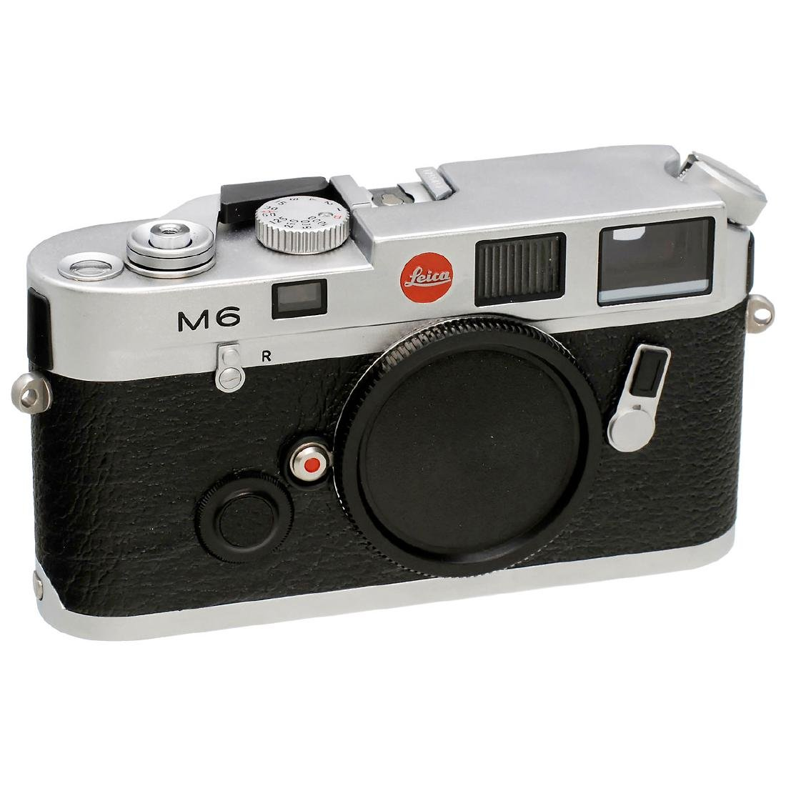 Leica M6 (Silver-Chrome Finish), 1988