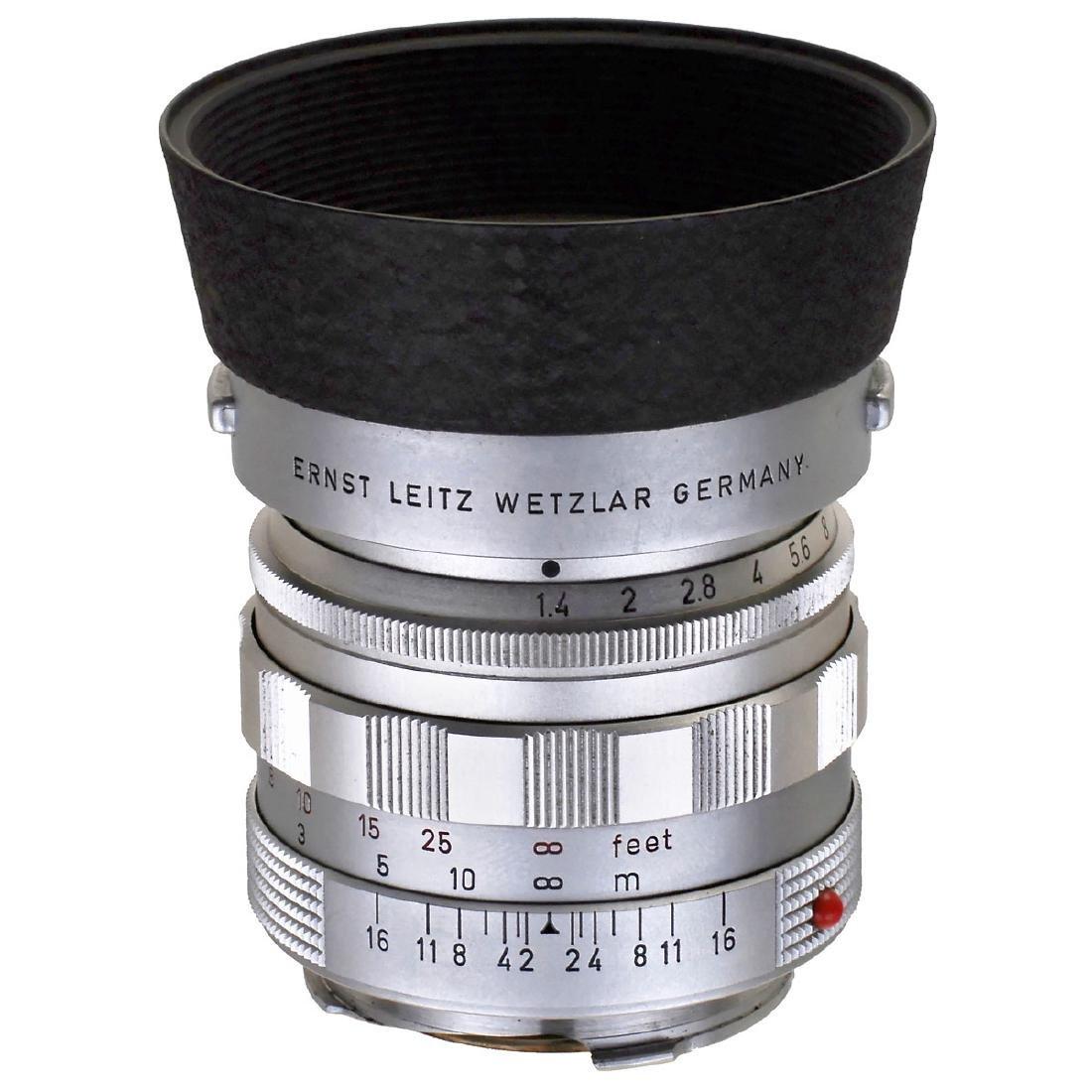 Summilux 1,4/50 mm, 1964