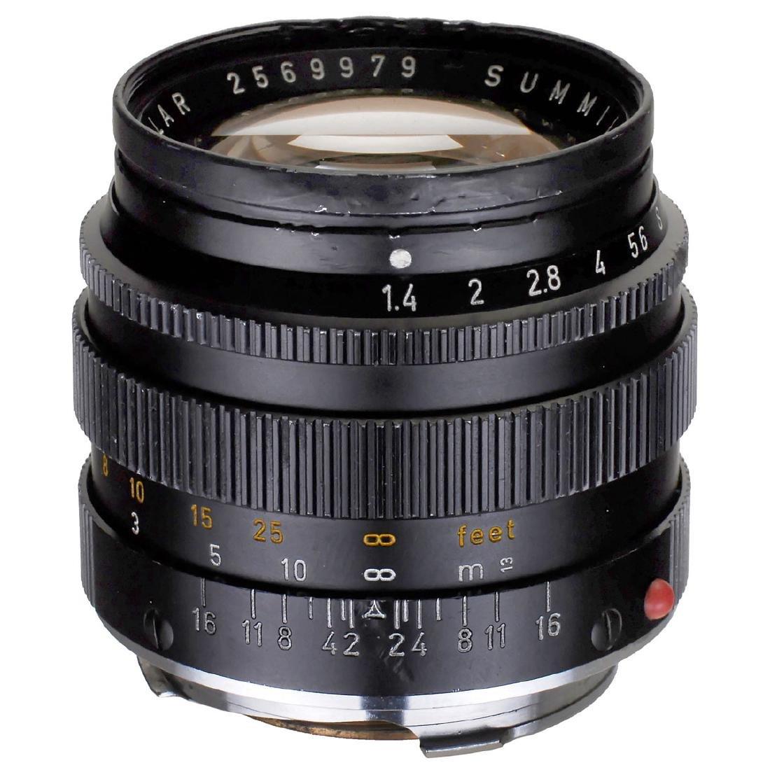 Summilux 1,4/50 mm, 1973