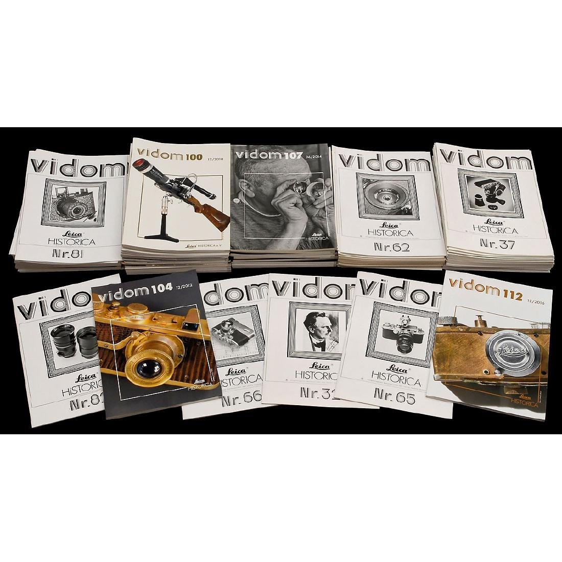"Leica Historica ""Vidom"" Magazine, No. 2-112"