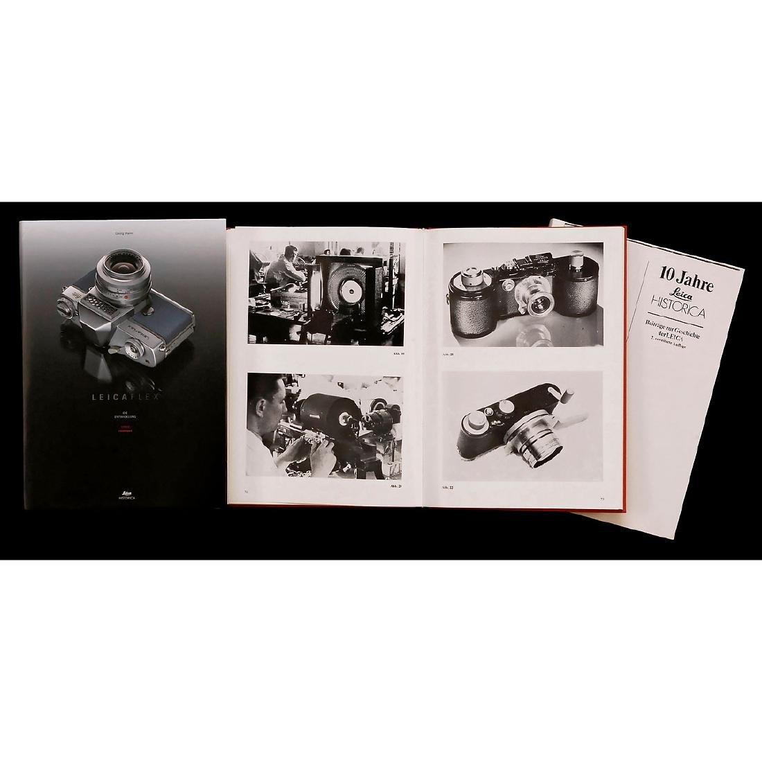 """Leica Historica: """"Leicaflex - Die Entwicklung"""""""