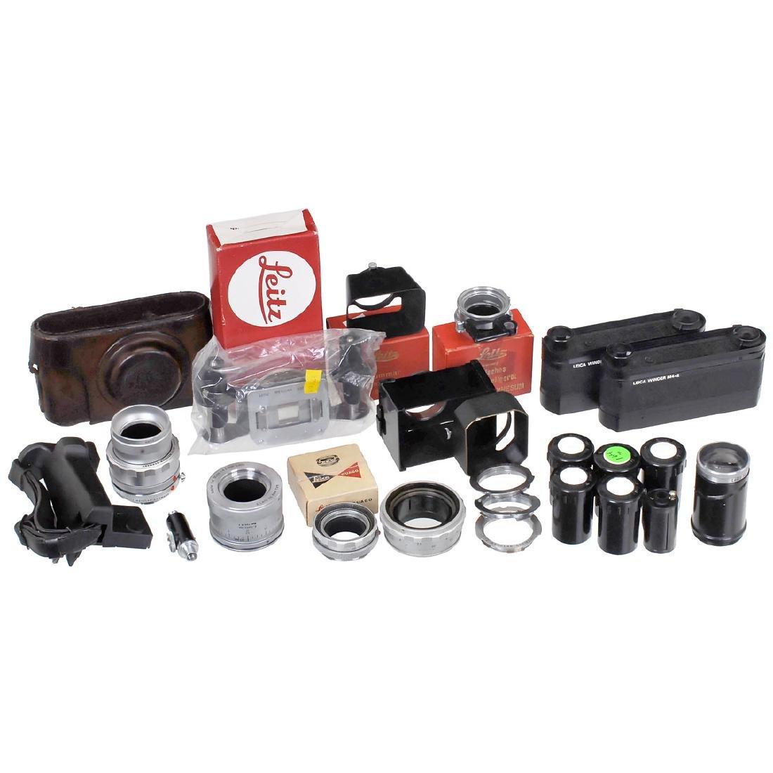 Leitz/Leica Accessories