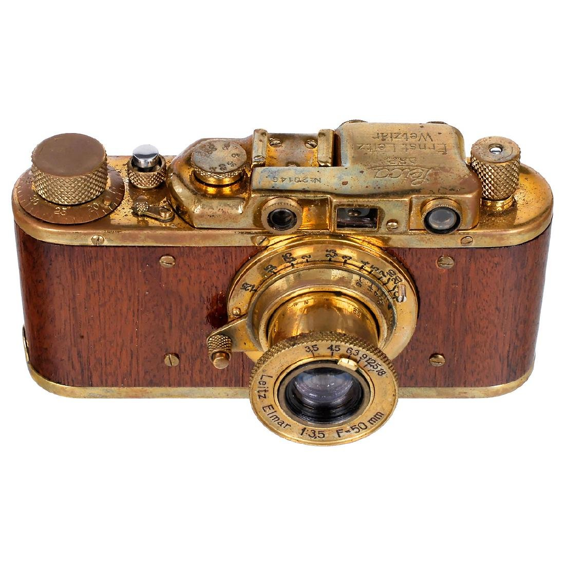 Leica II Fake
