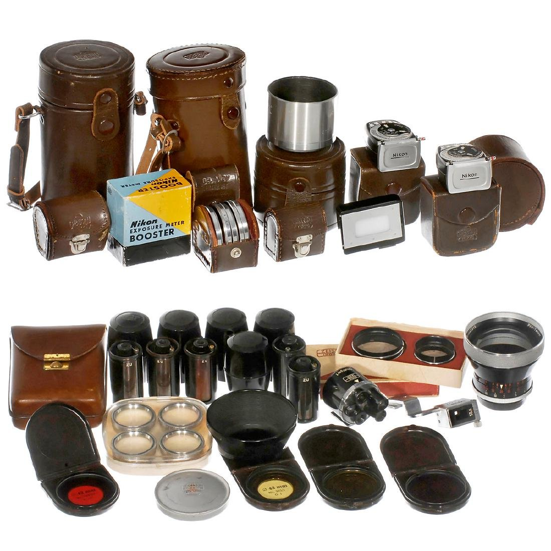 Large Lot of Filters and Accessories - 3