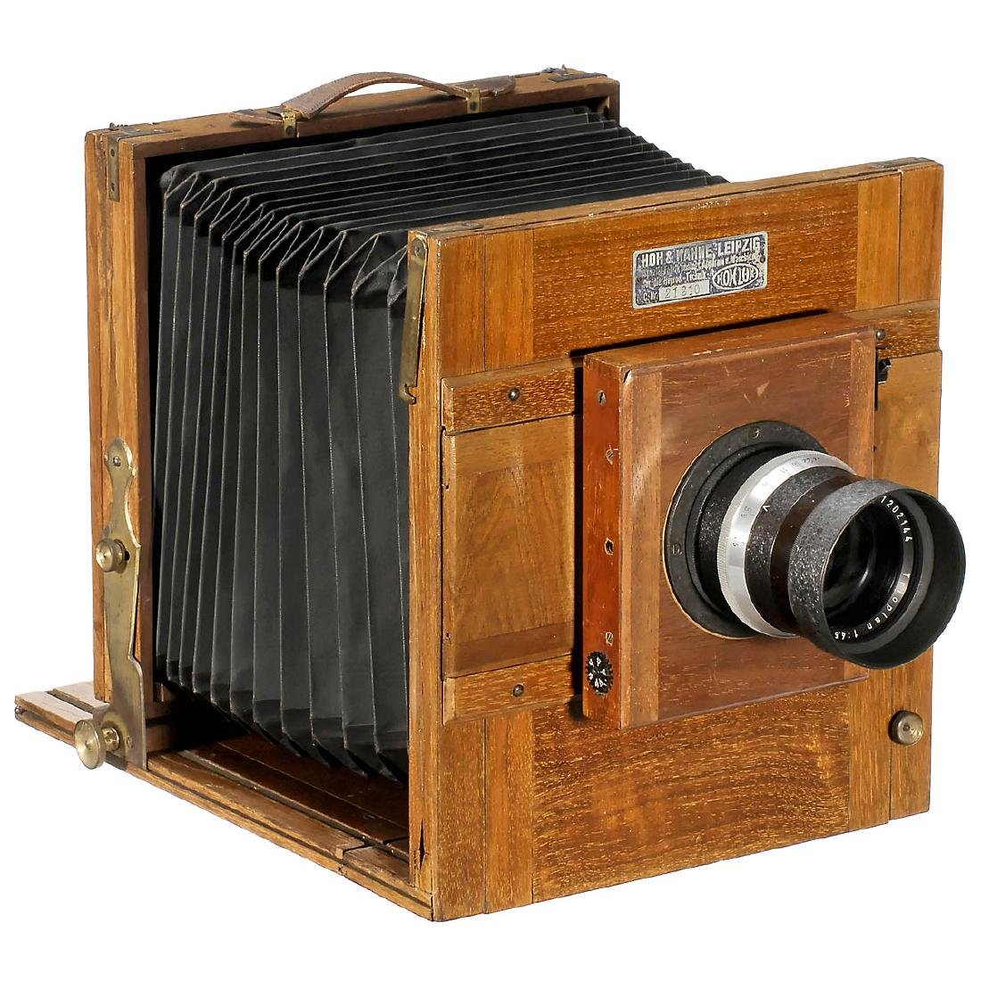 Hohlux Field and Repro Camera by Hoh & Hahne, c.