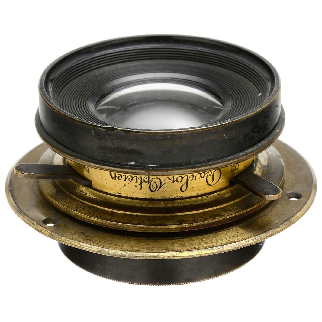 2 Brass Lenses by Darlot - 2