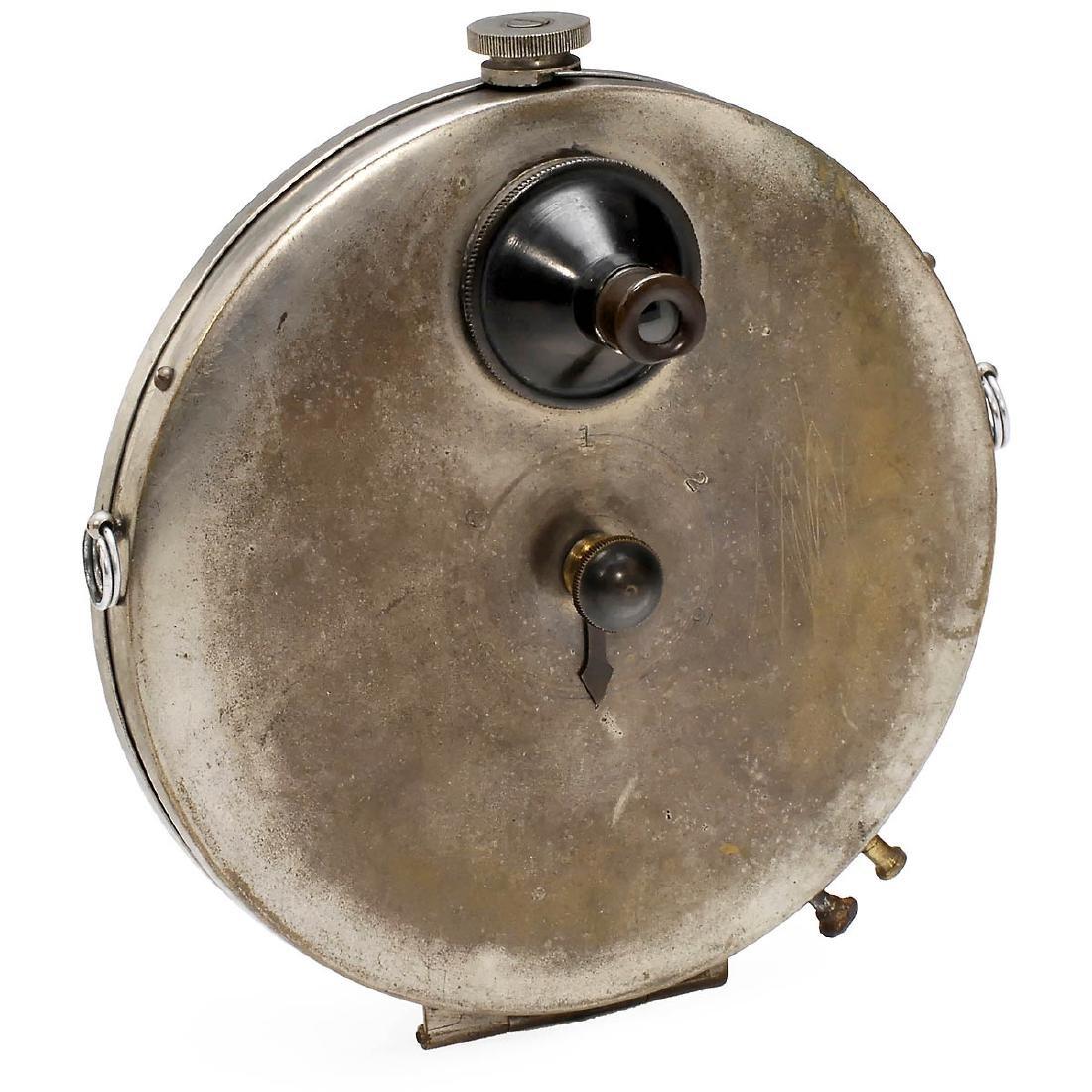 Stirn's Concealed Vest Camera No. 1, 1886