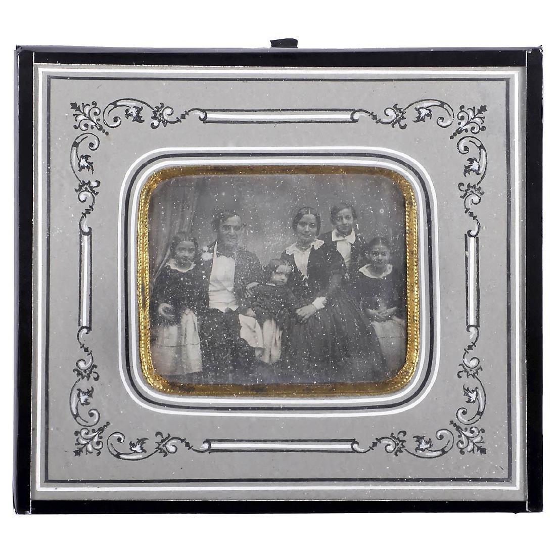 Daguerreotype (1/6 Plate), c. 1845-50