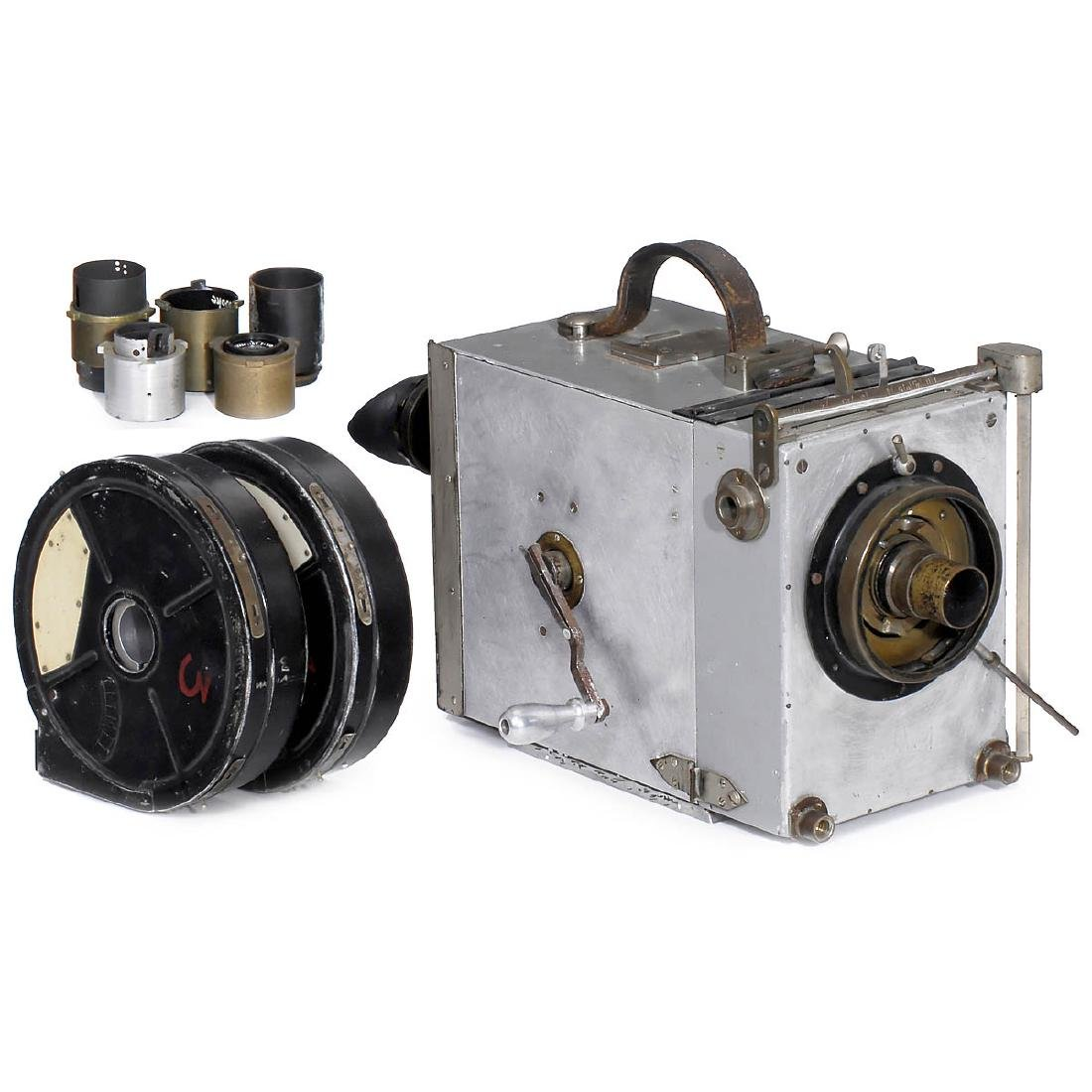 Askania-Universal with 6 Lenses, c. 1924