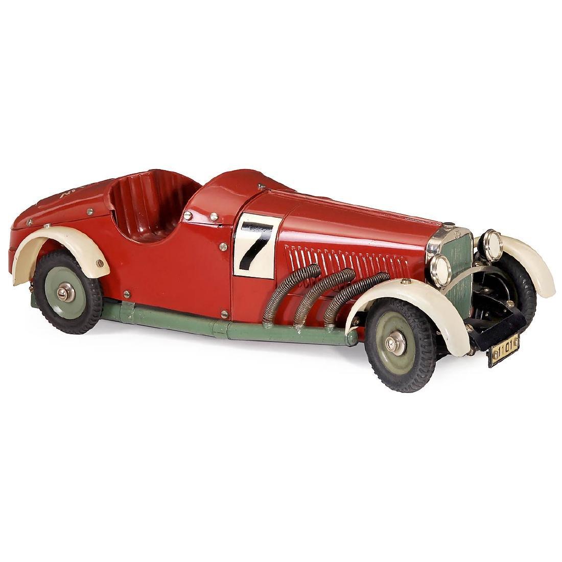 Märklin Racing Car No. 1107R, c. 1936
