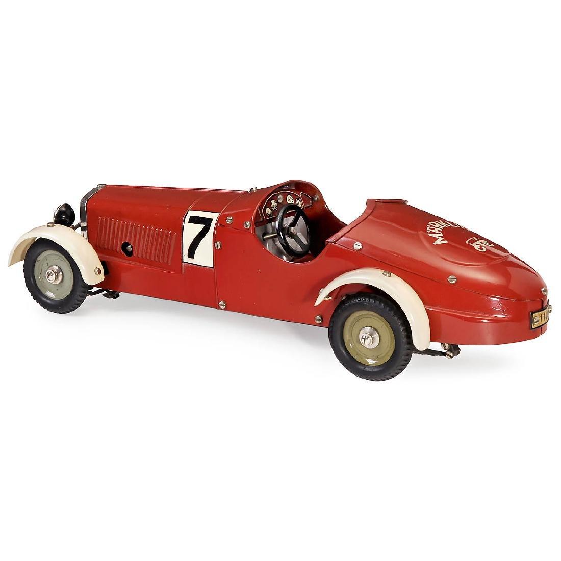 Märklin Racing Car No. 1107R, c. 1936 - 2