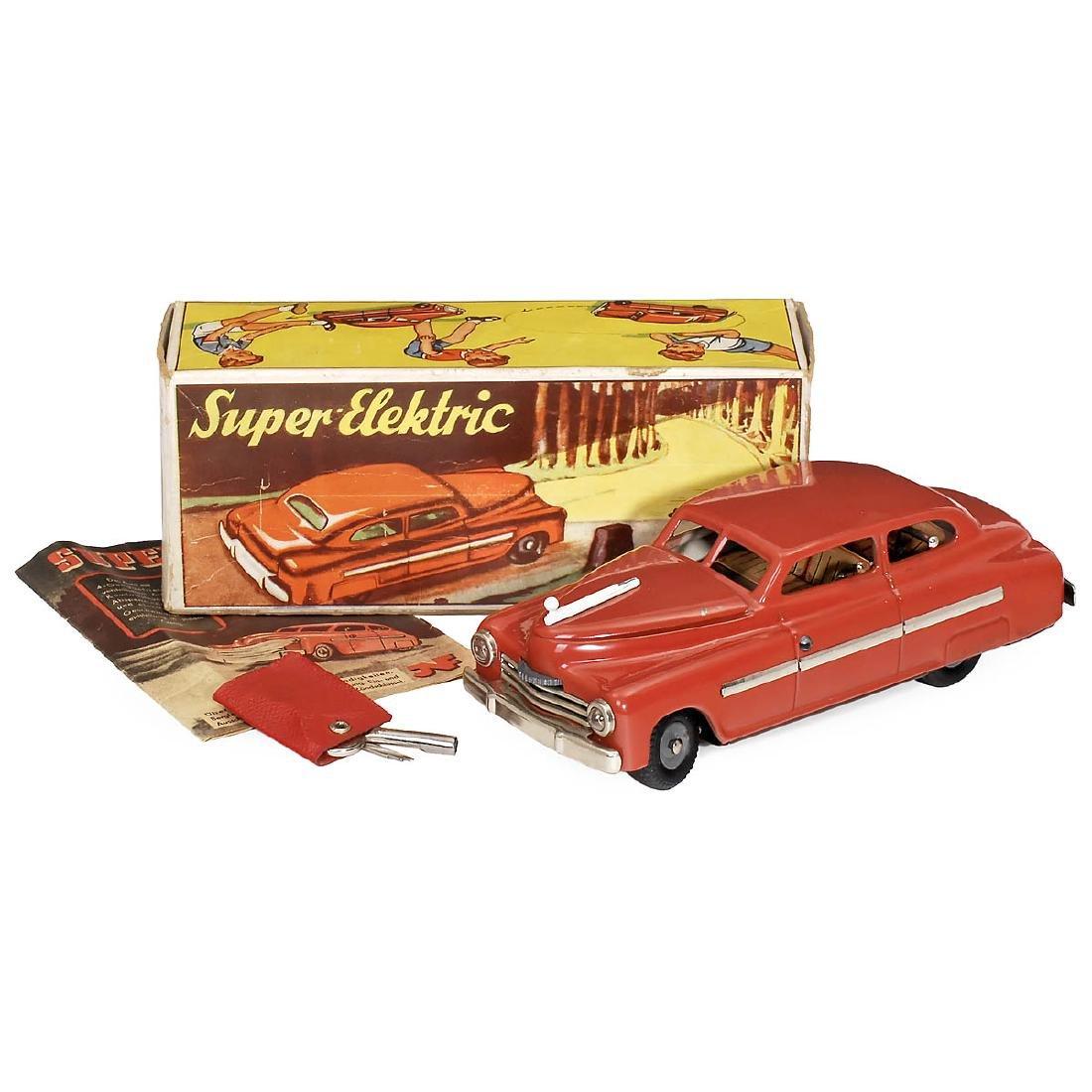 """JNF """"Super-Elektric"""" Motorcar, c. 1955"""