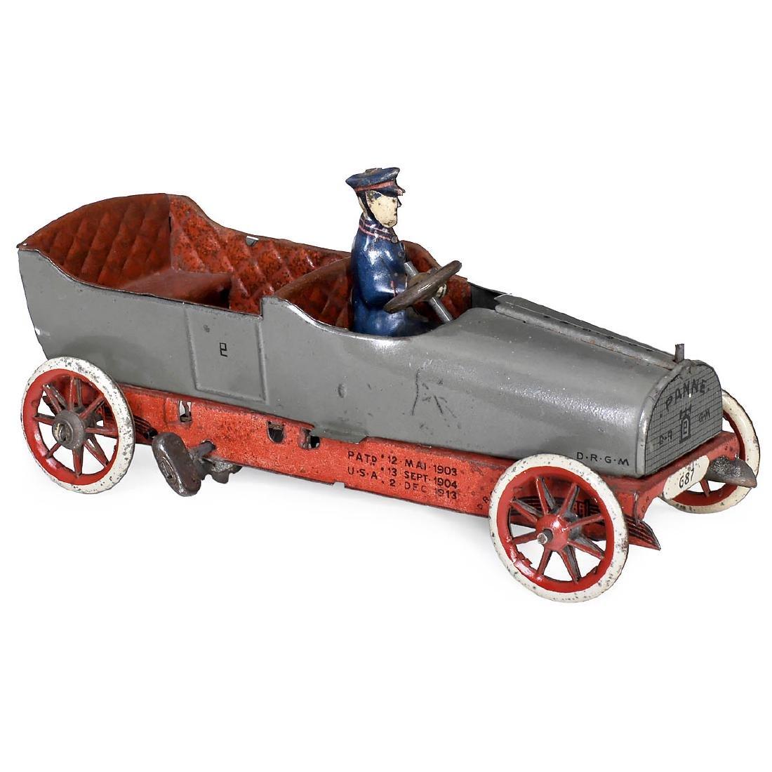 "Lehmann EPL 687 ""Panne"" Touring Car, 1914 onwards"