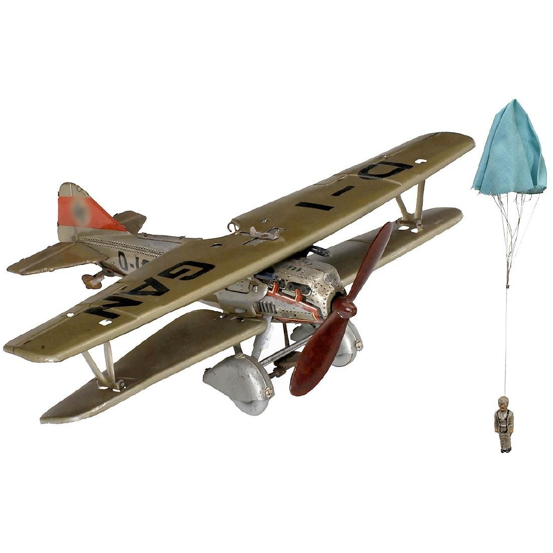 Tippco Biplane D-IGAN with Ejection Seat No. 028, c.