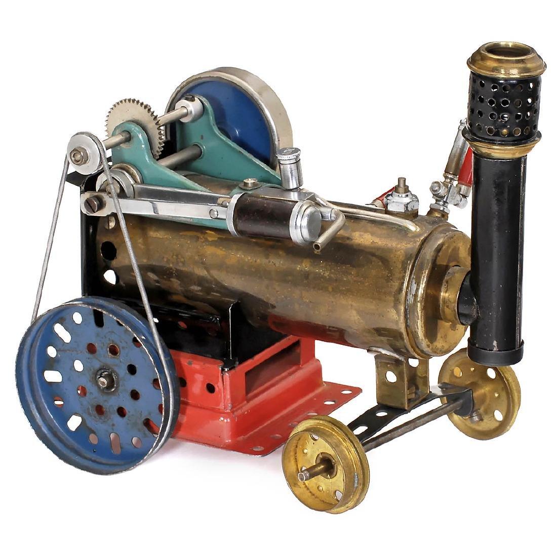 Märklin No. 401 Convertible Steam Engine, c. 1930