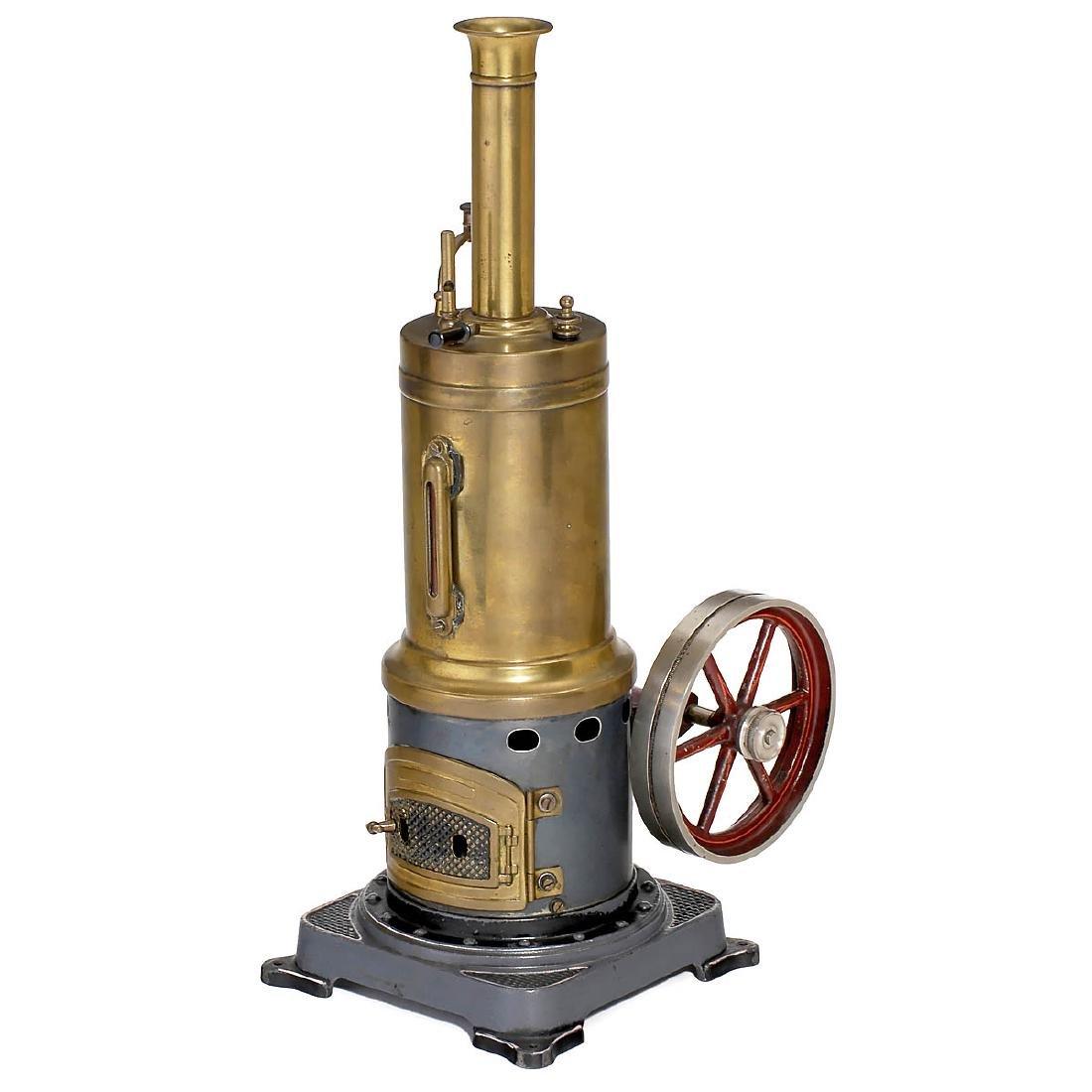 Bing Vertical Steam Engine No. 130/332, c. 1912 - 2