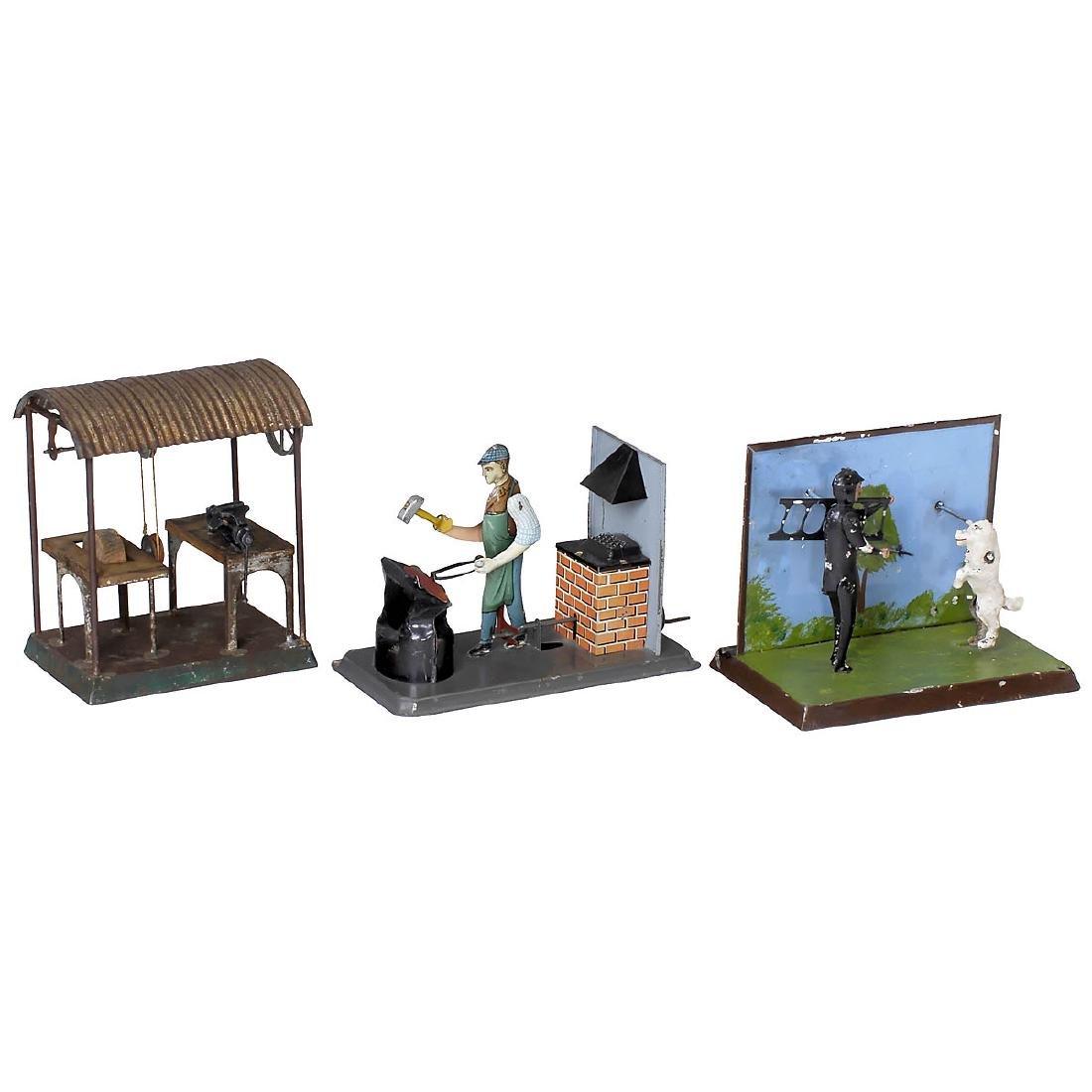 3 Steam Toys
