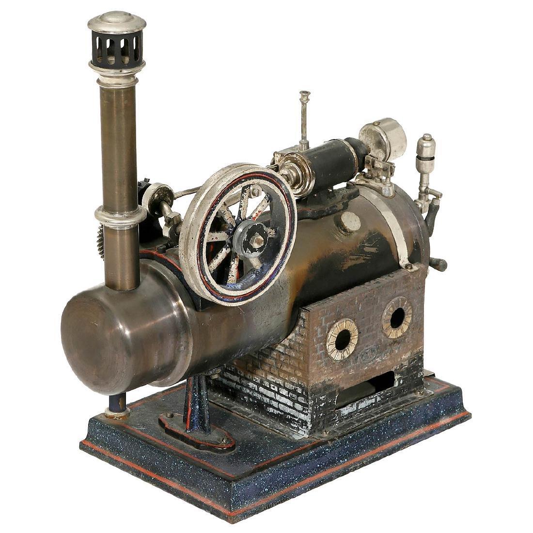 Falk 491 Stationary Steam Tractor, c. 1920 - 2