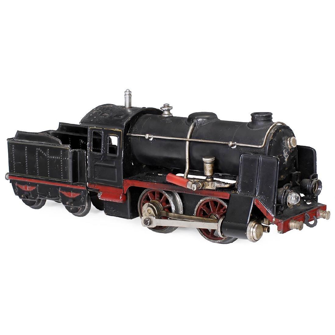 Märklin No. 4000 Spirit Steam Locomotive, c. 1925
