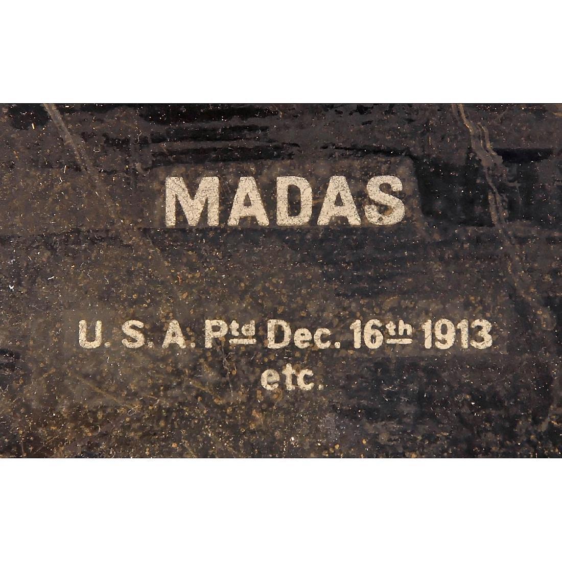 Madas Calculating Machine, 1913 - 2