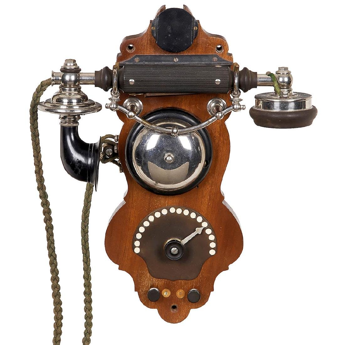 Intercom Telephone, c. 1900