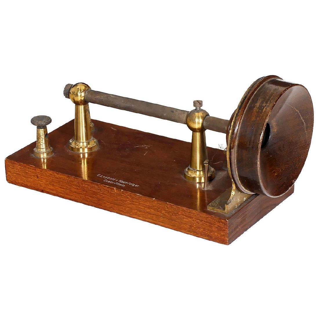 Bell Telephone Demonstration Model, c. 1900