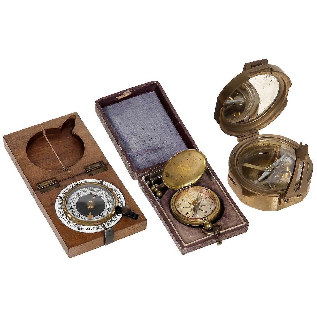 3 Compasses