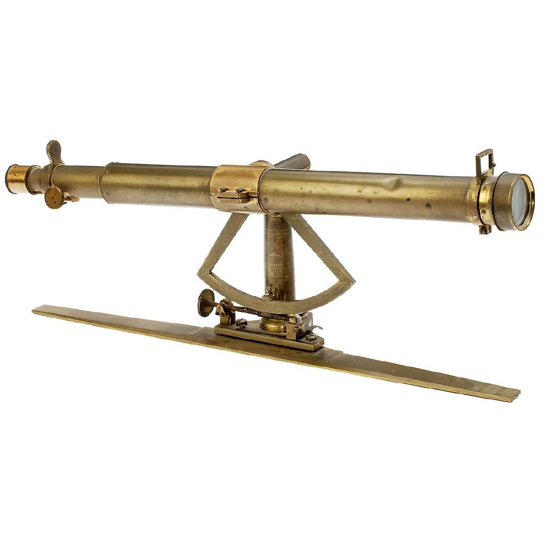 Reichenbach's Optical Distance Meter, c. 1820