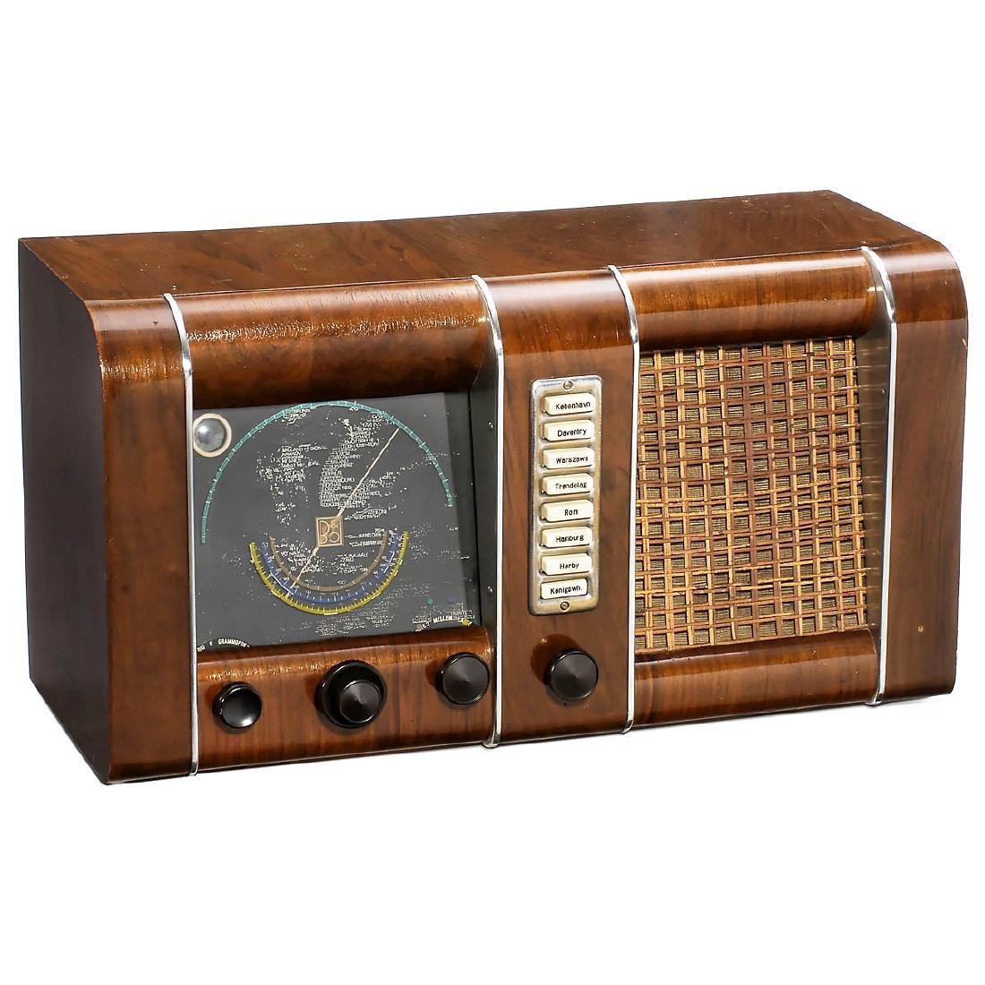 B&O Master 39K Radio, 1939