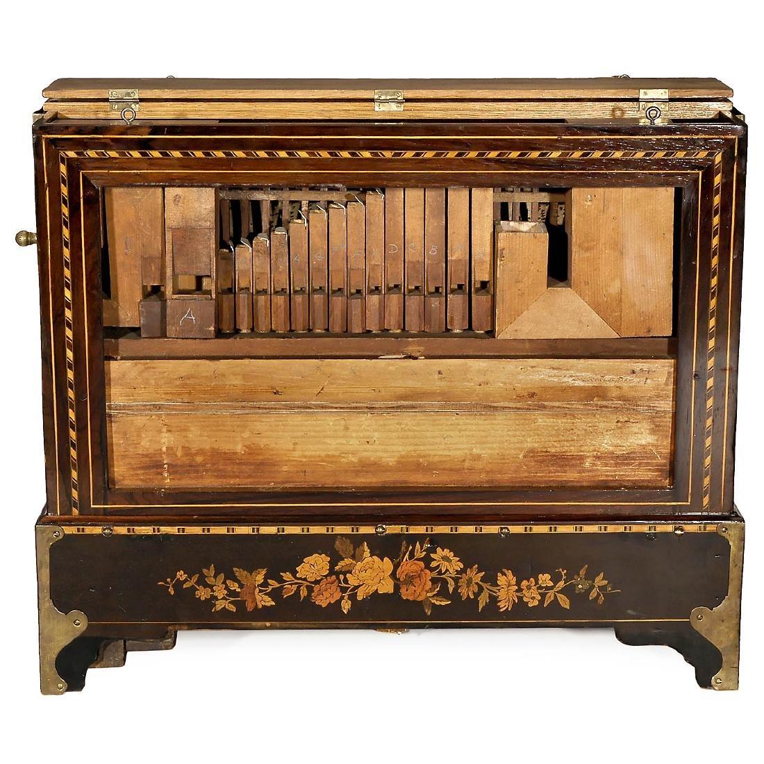Early Street Barrel Organ, c. 1890 - 2