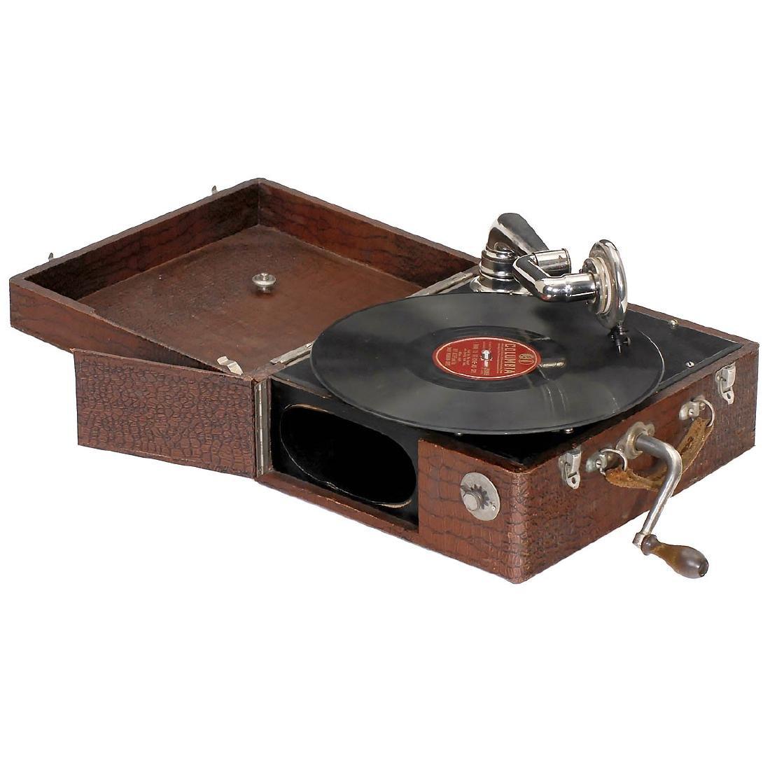 Limania Gramophone, c. 1930