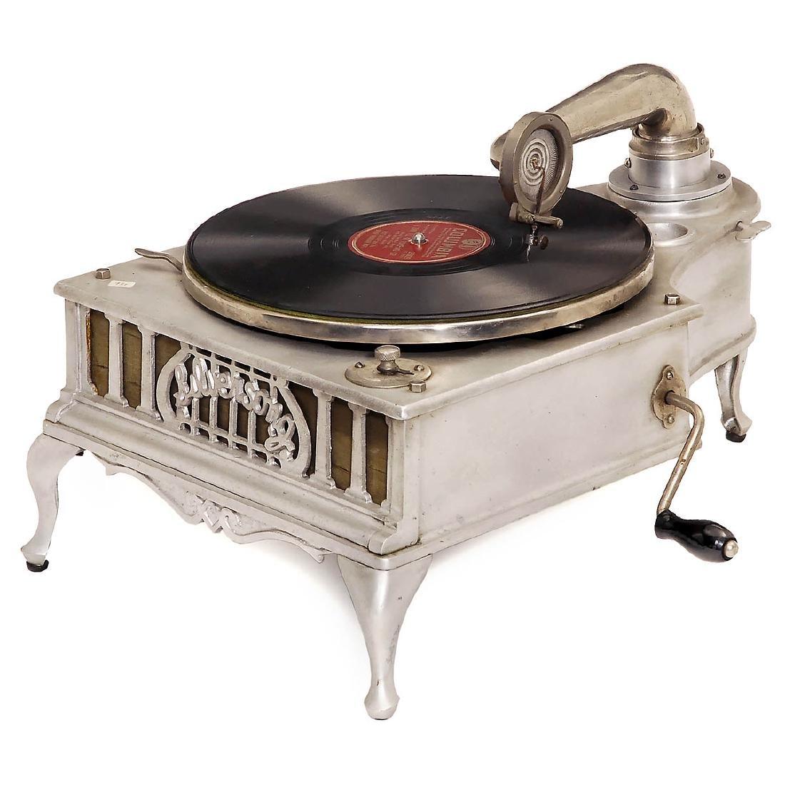 Silversong Gramophone, c. 1925