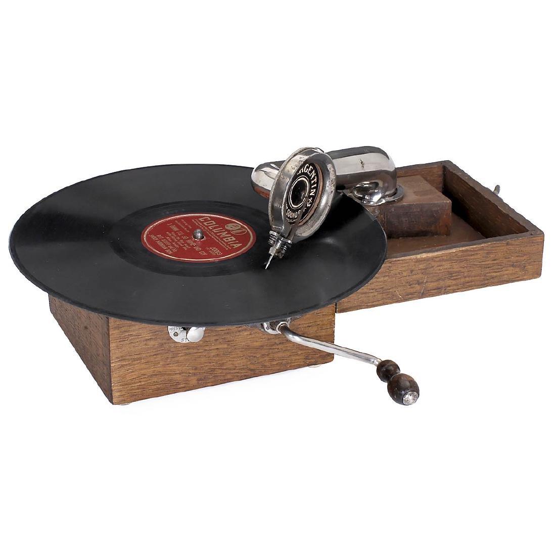 The Sphinx Phonograph, c. 1925
