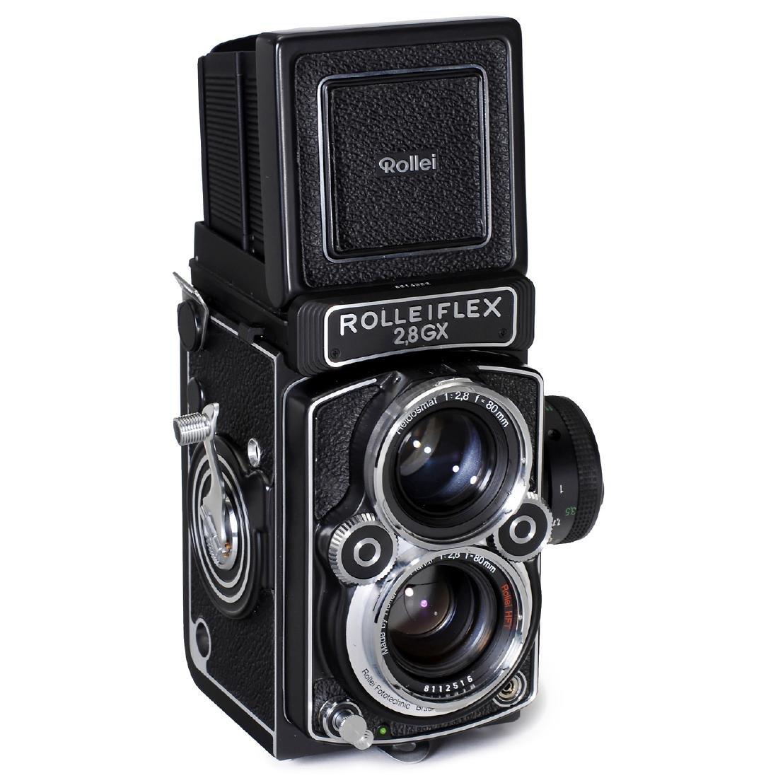 Rolleiflex 2,8GX, c. 1988