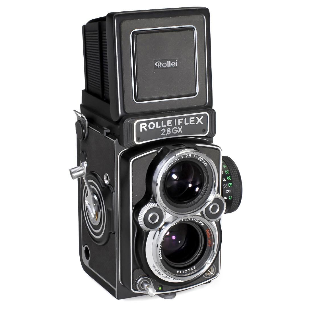 "Rolleiflex 2,8GX ""Expression 94"" (First Version), 1994"