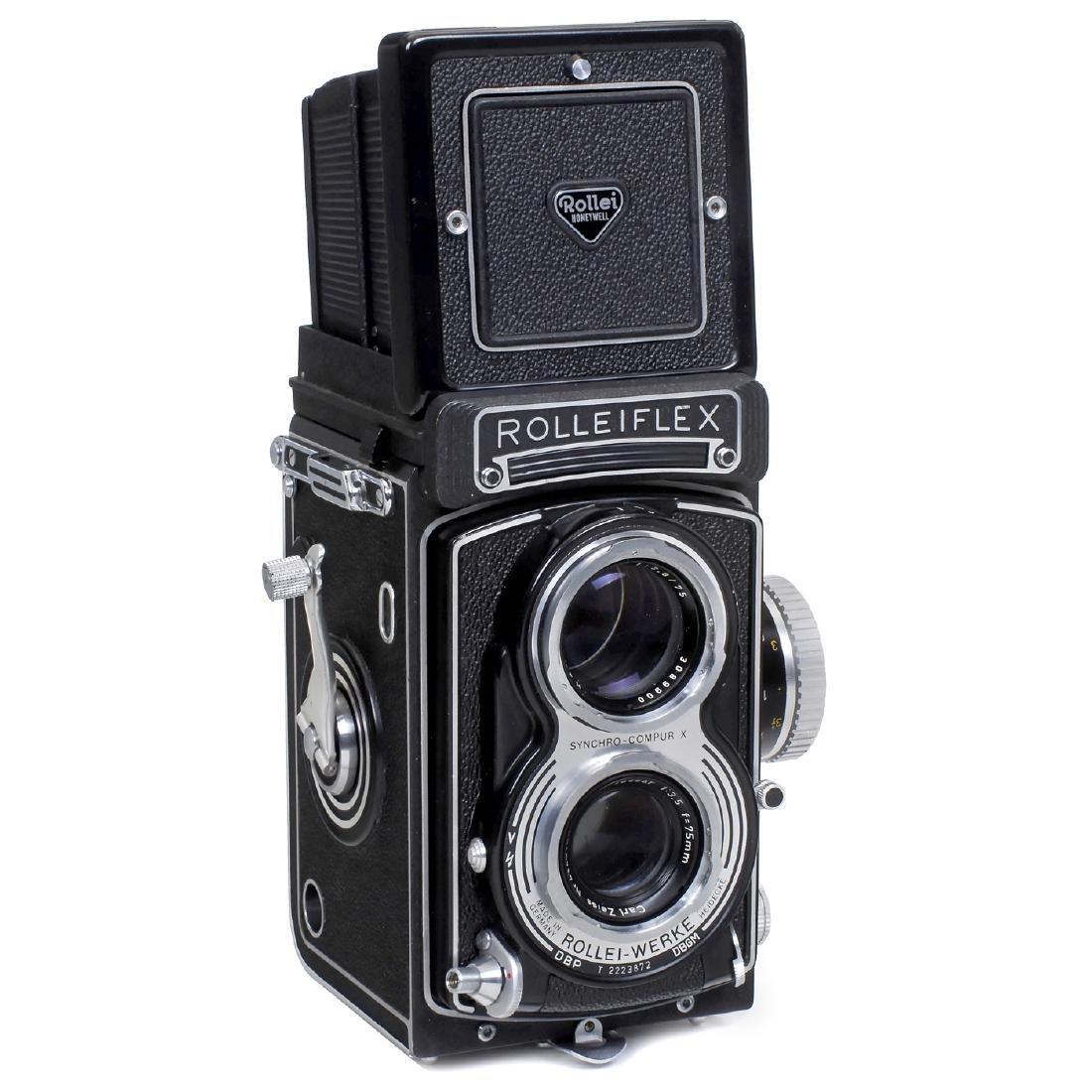 Rolleiflex T (Black), 1966