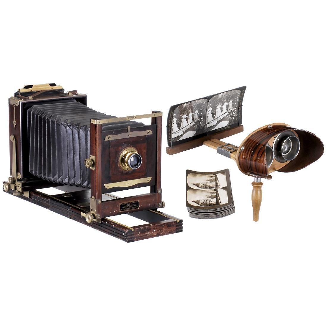 Eastman View Camera No. 2-D, c. 1910