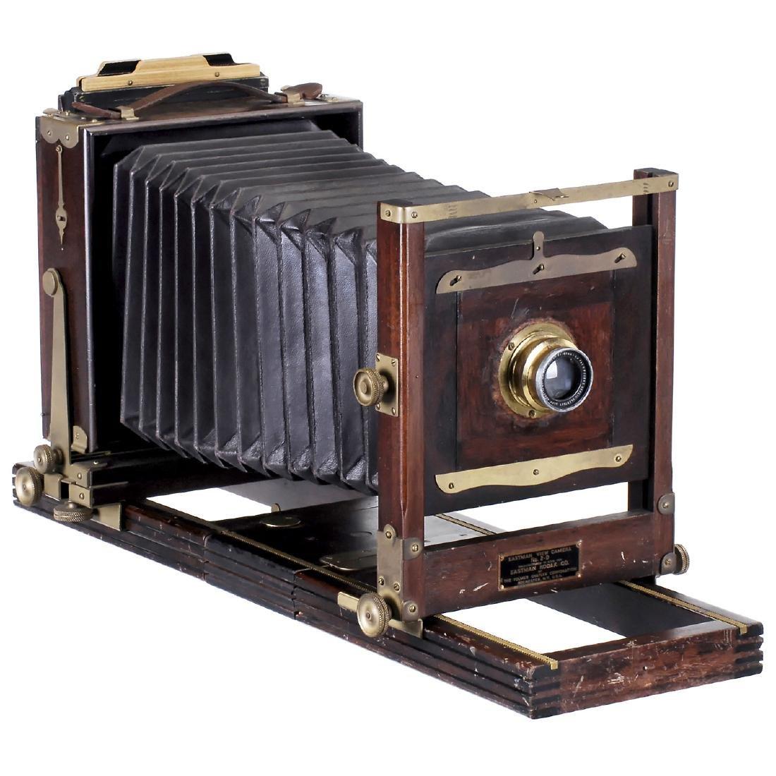 Eastman View Camera No. 2-D, c. 1910 - 2
