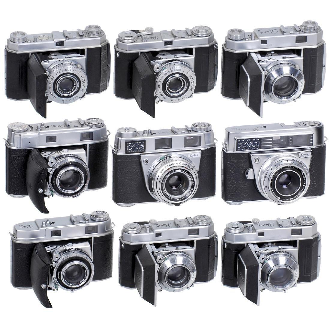 9 x Kodak Retina