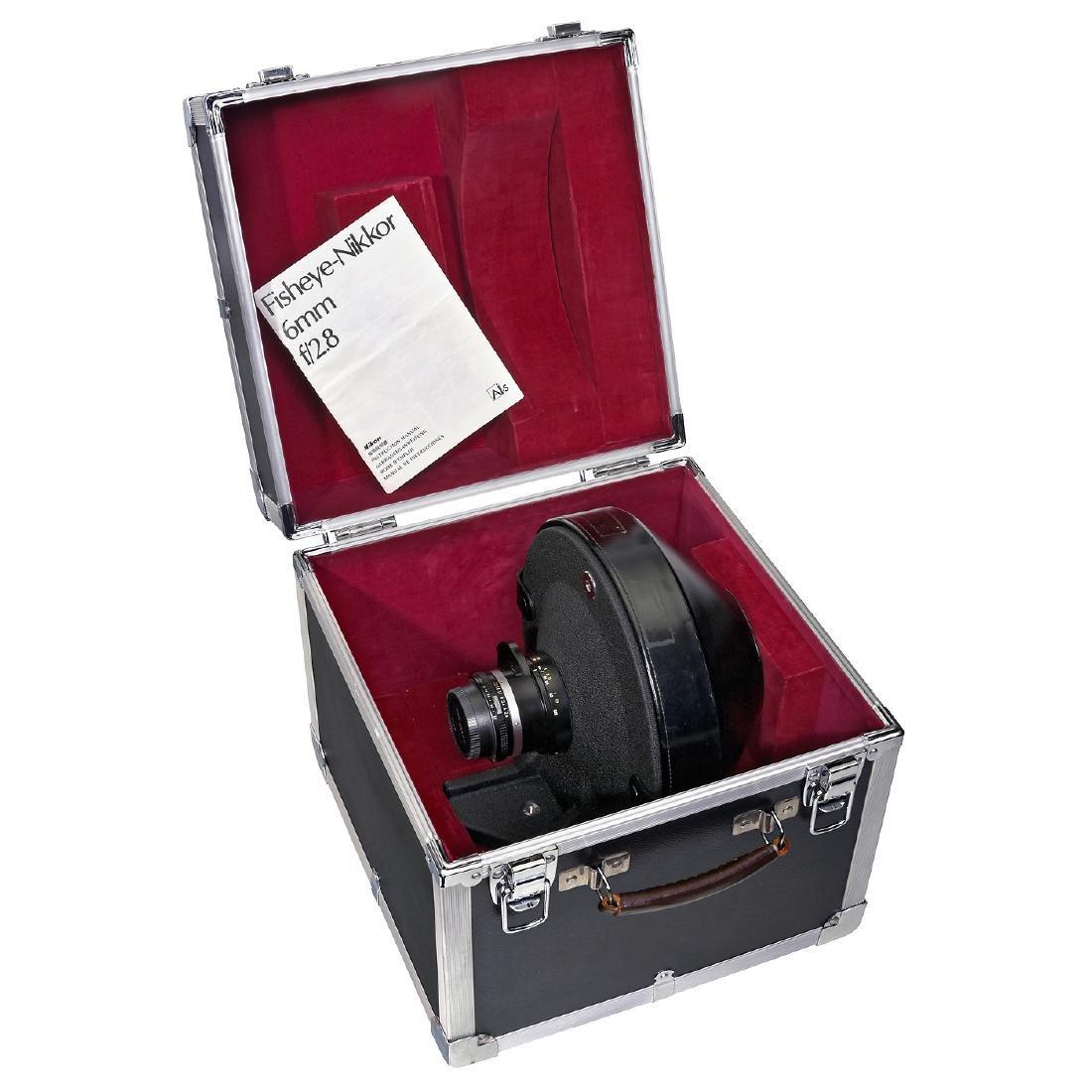 Nikon Fisheye-Nikkor 2,8/6 mm, AI-S, c. 1977 - 10