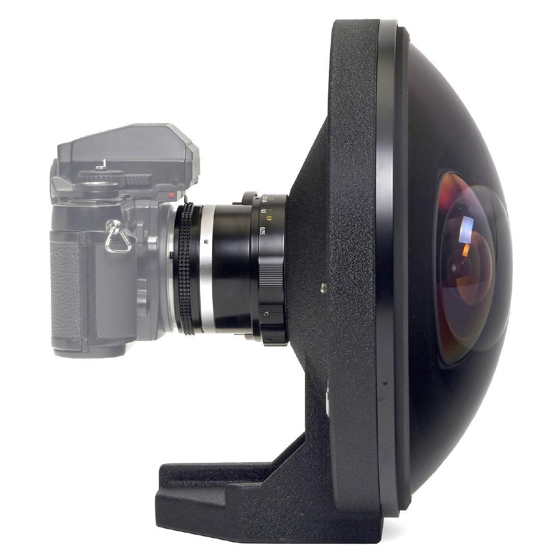 Nikon Fisheye-Nikkor 2,8/6 mm, AI-S, c. 1977 - 2