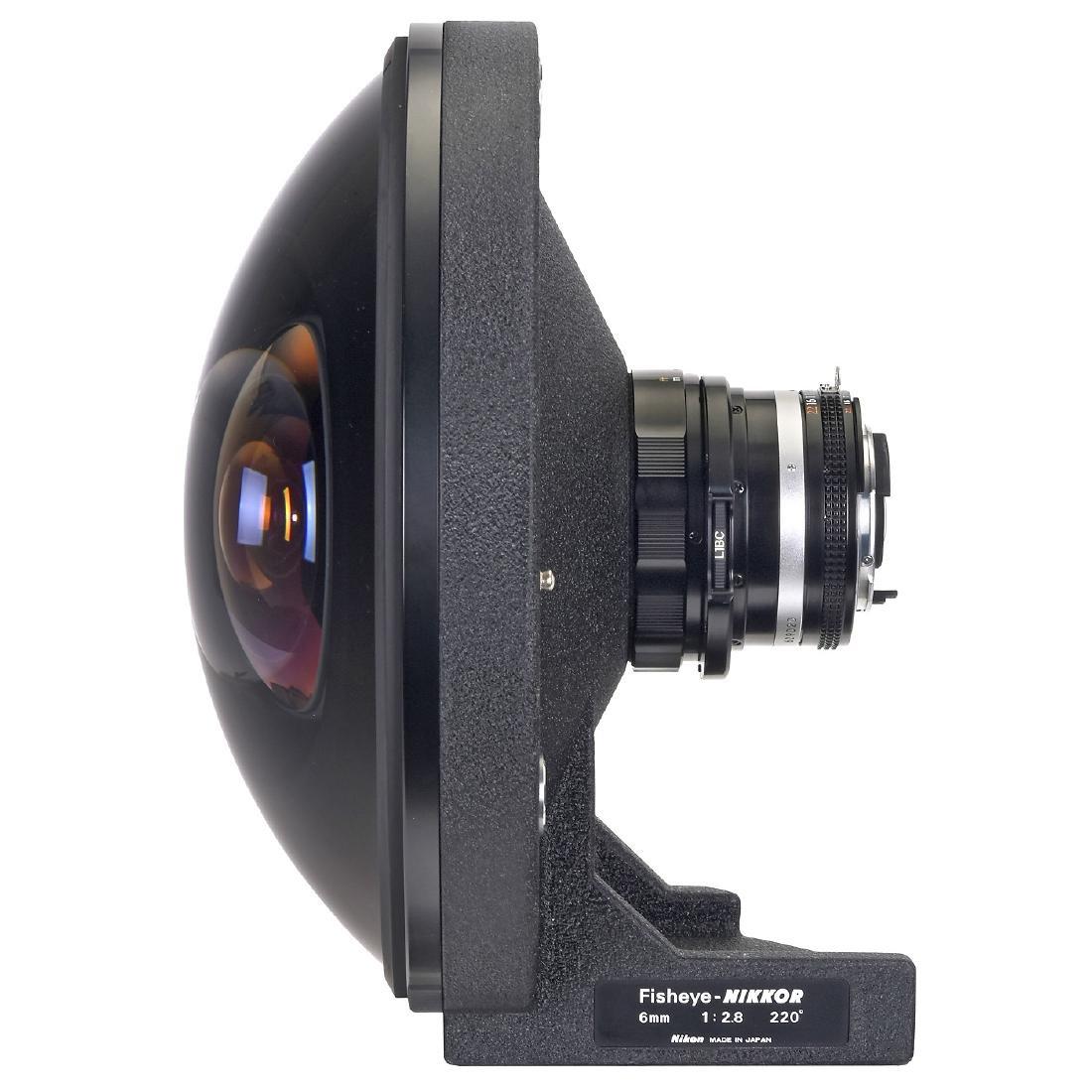 Nikon Fisheye-Nikkor 2,8/6 mm, AI-S, c. 1977 - 3