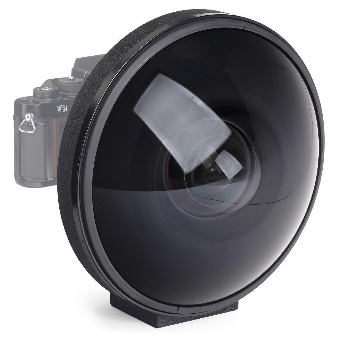 Nikon Fisheye-Nikkor 2,8/6 mm, AI-S, c. 1977 - 4