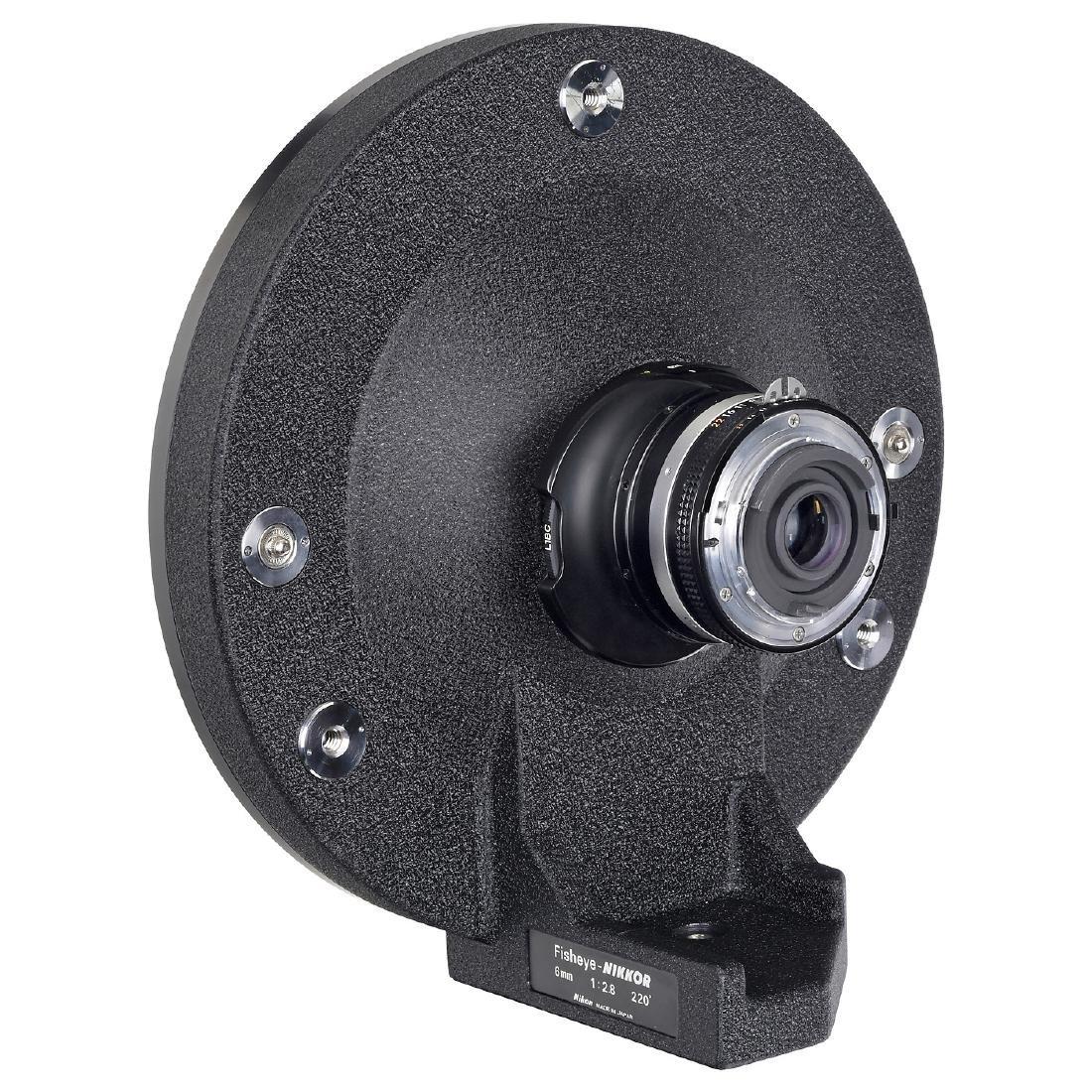 Nikon Fisheye-Nikkor 2,8/6 mm, AI-S, c. 1977 - 5