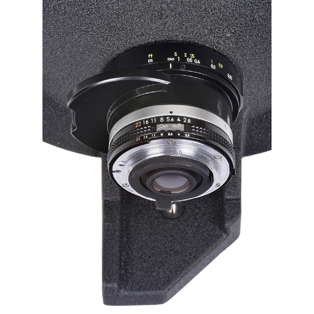 Nikon Fisheye-Nikkor 2,8/6 mm, AI-S, c. 1977 - 7