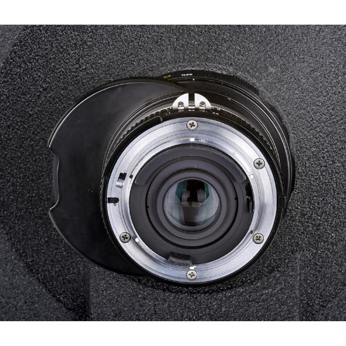 Nikon Fisheye-Nikkor 2,8/6 mm, AI-S, c. 1977 - 8