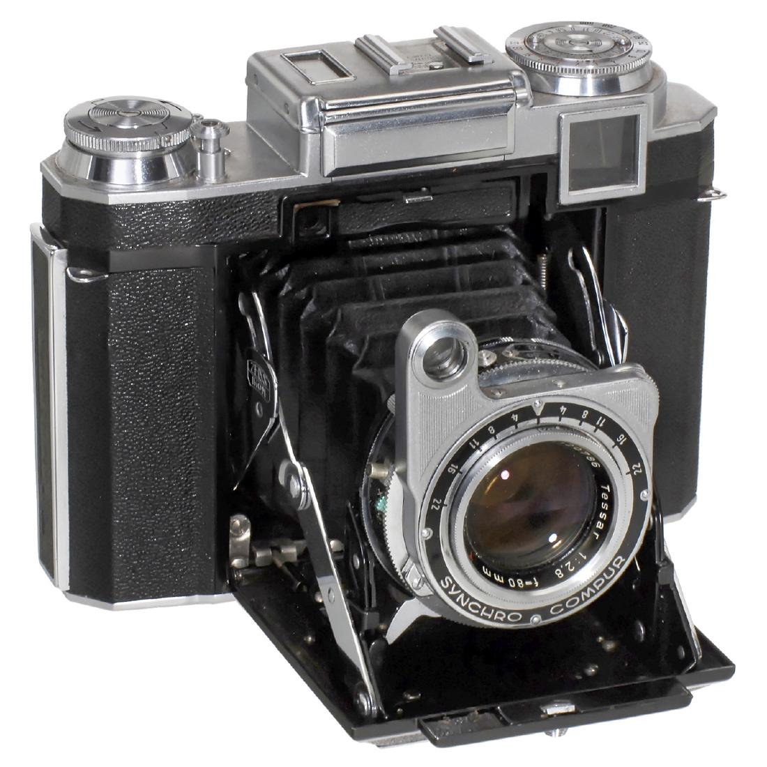 Super Ikonta 533/16 (Opton-Tessar), c. 1952