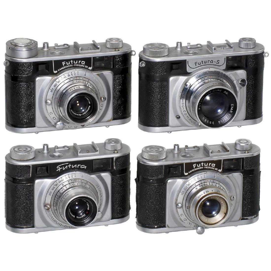 4 Futura Cameras